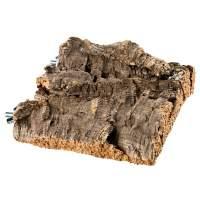 Sitzbrettchen aus Natur-Kork-Rinde zum Knabber Anknuspern Pickstein bestellen