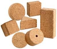 Geometrische Koerper aus Kork guenstig kaufen