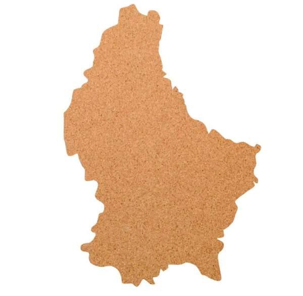 Luxemburg Pinnwand Kork
