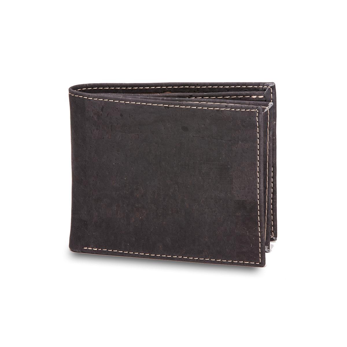 62d176f558973 Vorschau  Schwarzer Geldbeutel aus Korkstoff kaufen · Vorschau  Schwarzerr  Geldbeutel aus Korkstoff kaufen