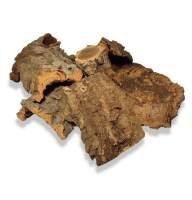 Korkrinde: Korkstücke, Bruchstücke im Beutel 500g