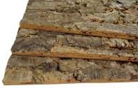 Natur-Korkrückwand (aus Rinde der Kork-Euche / Zierkork) 600x300 mm bestellen / kaufen