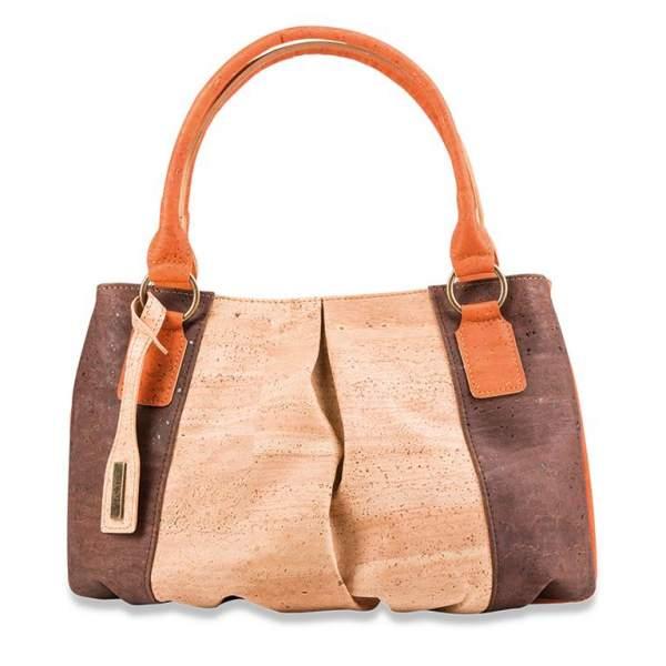 schicke Handtasche aus Korkstoff kaufen