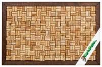 Pinnwand aus benutzten Korkstopfen kaufen