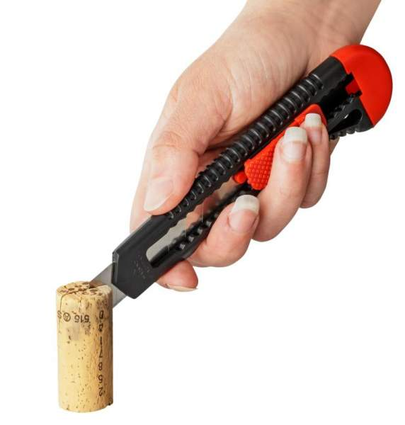 Messer zur Korkbearbeitung | Schneidmesser | Teppichmesser