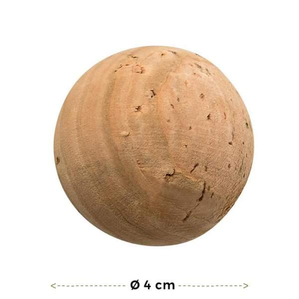 Ball aus Natur-Kork 40mm