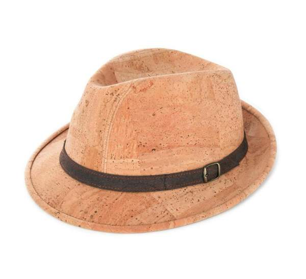 Trilby Hut aus Kork