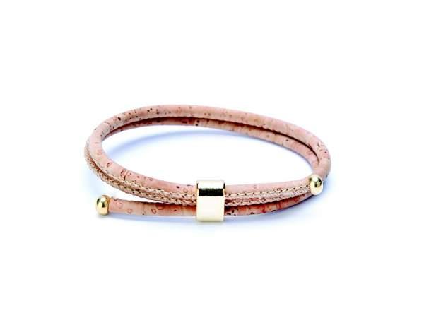Kork-Armband natur kaufen