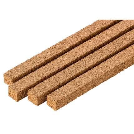 Korkstreifen aus Naturkork 900x10x10 mm - ideal als Dehnungsfuge