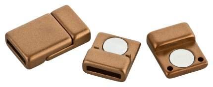 Magnetverschluss für Armbänder | Bronze | flach | für 10 mm Armbänder