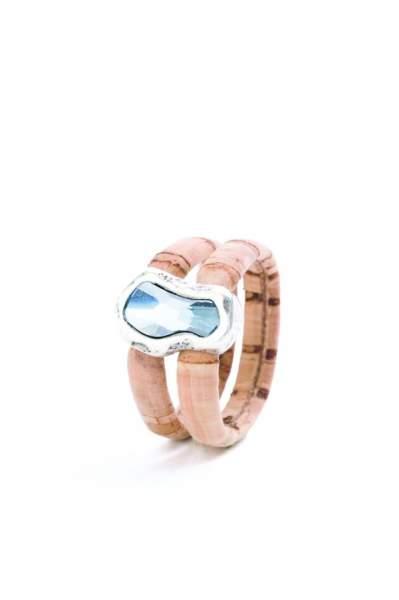 Kork-Ring silber kaufen