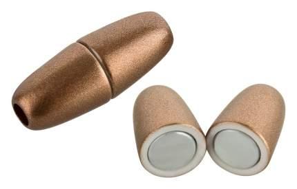 Magnetverschluss für Armbänder | Bronze | rund | für 3 mm Armbänder