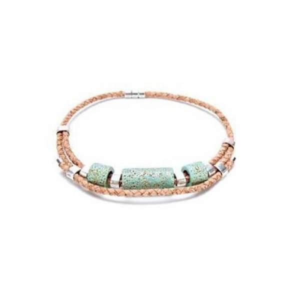 Halskette aus Kork kaufen