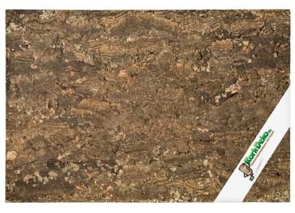 """Korkrückwand """"Forest"""" 90 x 60 cm (Rückwand Terrarium), 3D Kork-Rückwand 900 x 600 mm"""