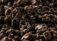 Schwarzkork-Granulat | Expandierter Kork als Schüttdämmung, ab 1m³