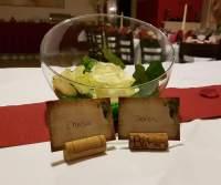 Tisch-Karten für Hochzeit