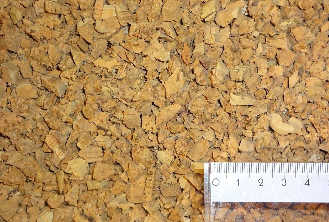 Fußboden Dämmen Mit Kork ~ Dämmschüttung mit korkgranulat kork die ökologische isolation