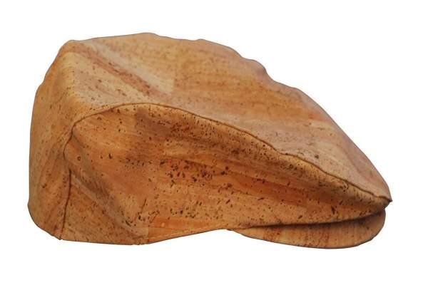 Schiebermütze (Batschkapp, Schirmmütze) für Herren aus Korkstoff kaufen