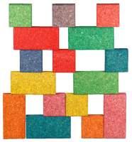Cuboid C Mix (bunt) Korkklötze (Korkblöcke) kaufen