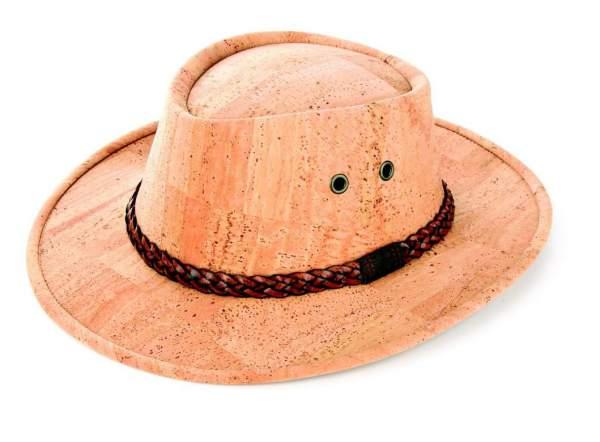 Cowboy-Hut aus Korkstoff