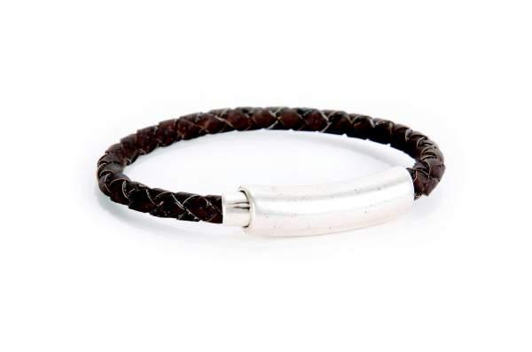 Kork-Armband dunkelbraun kaufen