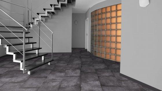 SAMOA Designboden 2020 - Artbeton scuro