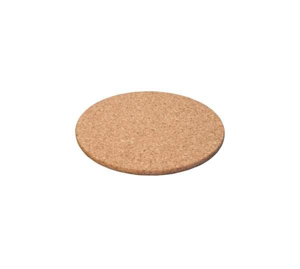 Untersetzer für (kleine) Töpfe und Pfannen aus Naturkork kaufen (150 mm Durchmesser)