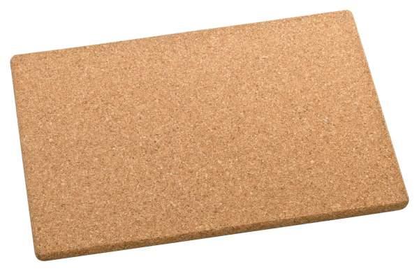 xxl korkuntersetzer kaufen rechteckig 45x30 cm untersetzer kork kork. Black Bedroom Furniture Sets. Home Design Ideas