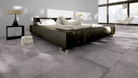 SAMOA Designboden 2020 - Artbeton grigio