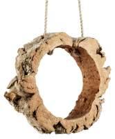 Schaukel-Ring aus natürlicher Korkrinde für Vögel kaufen