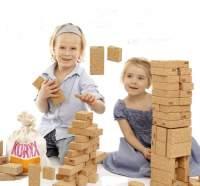 Korkbaustein (Klötze) für Kinder kaufen
