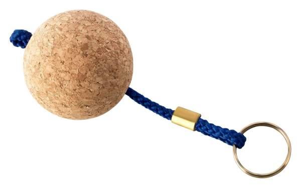 Schwimmender Schlüsselanhänger aus Kork (Kugel, 5cm Durchmesser) kaufen