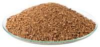 Korkgranulat fein (1-2mm Körnung) Kork-Granulat /-Schrot /-Schotter /-Splitter /Kork gemahlen/granuliert
