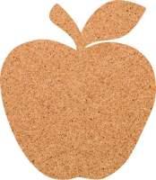 Kork-Pinnwand Apfel