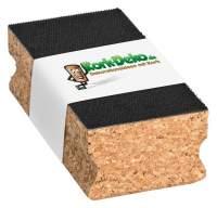 Handlicher Schleifklotz aus Kork für Schleifpapier mit Klett online kaufen
