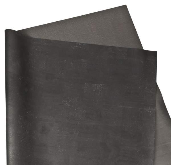 Korkstoff Dekor: SCHWARZ, 70 cm breit