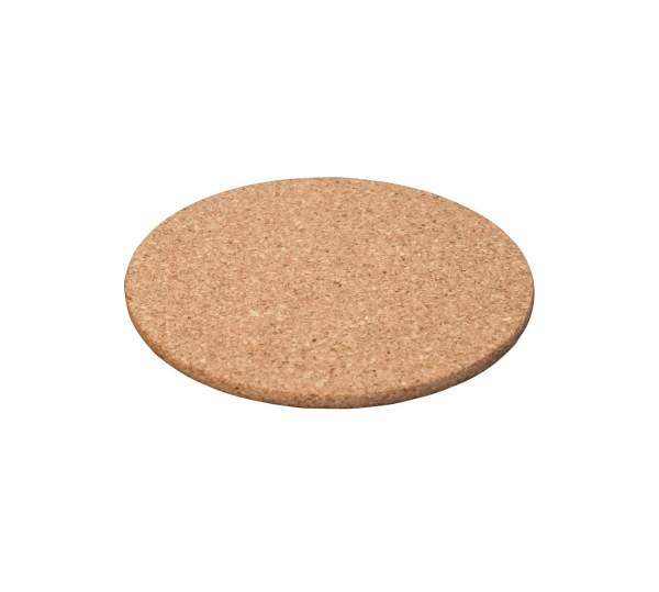 Untersetzer für (kleine) Töpfe und Pfannen aus Naturkork kaufen (200 mm Durchmesser)