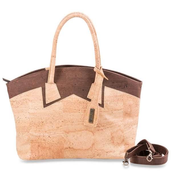 Elegante Kork-Handtasche (Shopper) kaufen