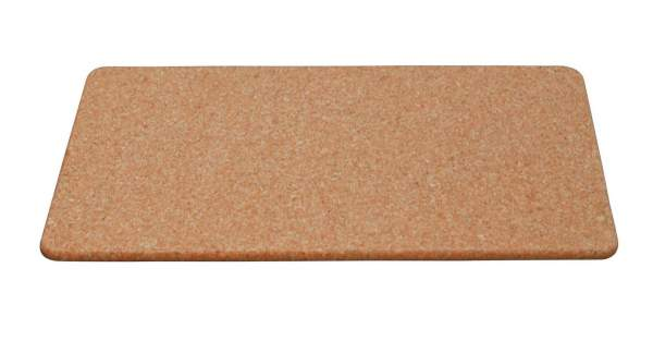 Untersetzer für sehr große Töpfe, Pfannenund Auflaufformen aus Naturkork kaufen (45 x 30 cm)