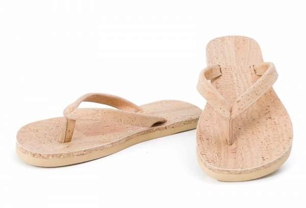 Badeschuhe (Zehentrenner) aus Kork kaufen Größe: EU 42 Herren
