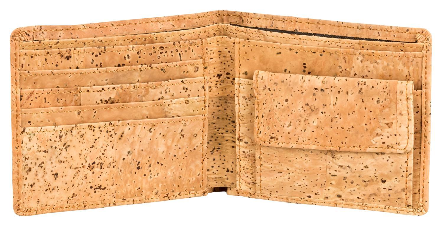 kork portemonnaie geldbeutel f r herren online kaufen g nstig kork. Black Bedroom Furniture Sets. Home Design Ideas