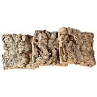 Kork-Rinde (Naturkork) zum Basteln kaufen 15 x 15 cm groß